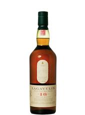 Lagavulin 16yo Islay single malt whisky
