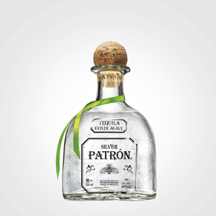 Patron Silver tequila image