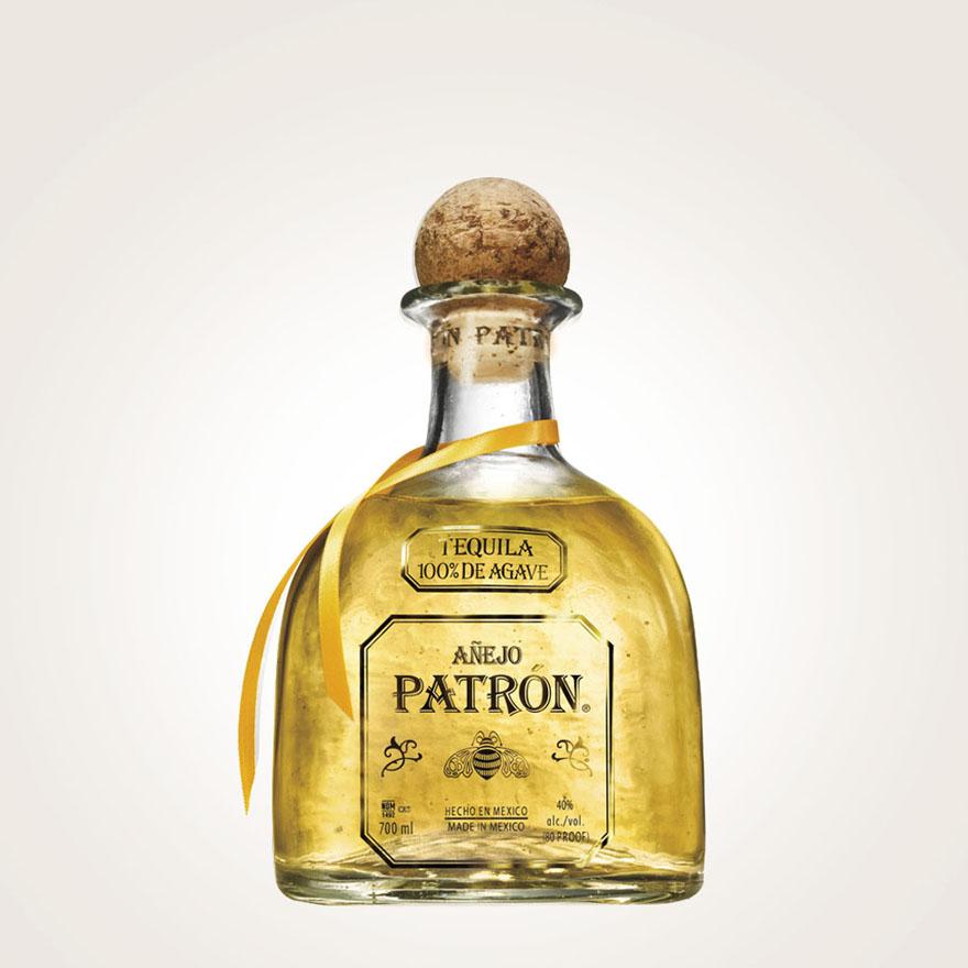 Patron Anejo tequila image