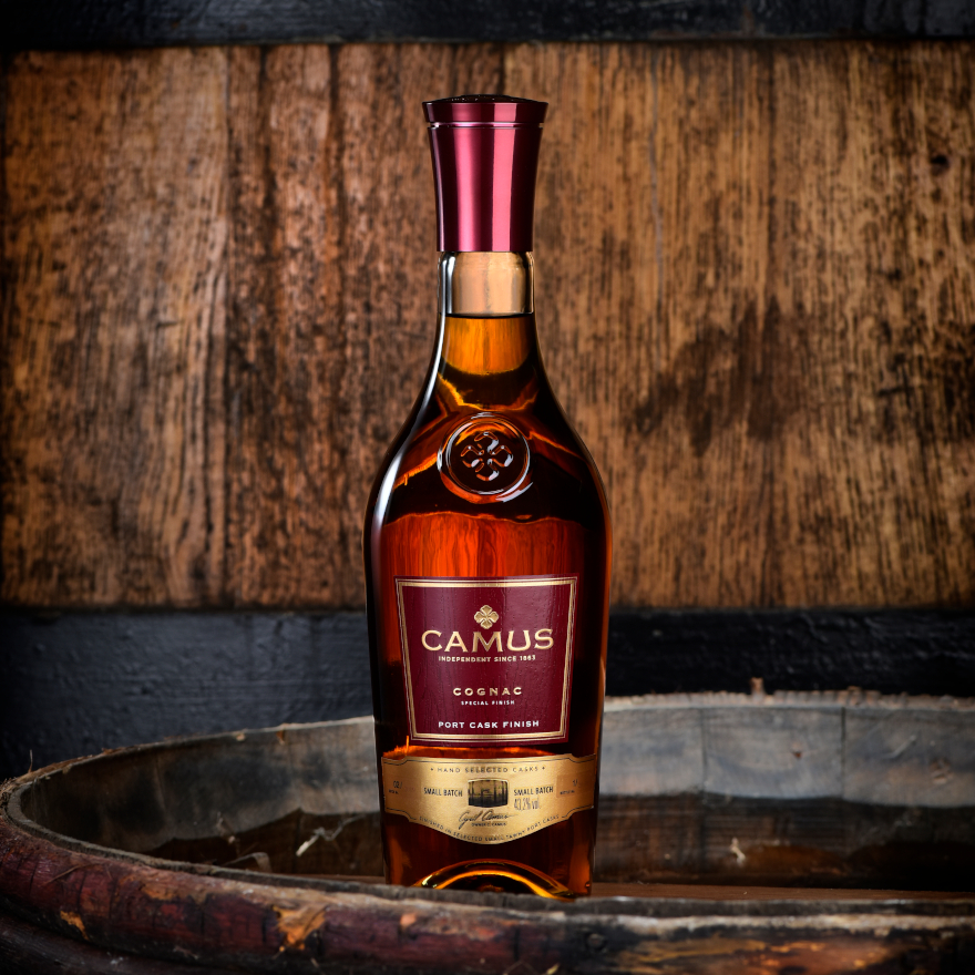 Camus Port Cask Finish Cognac image