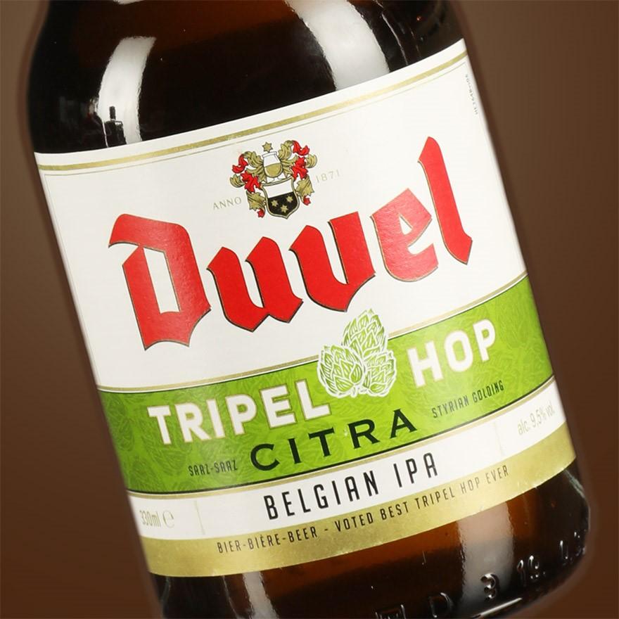 Duvel Triple Hop Citra image