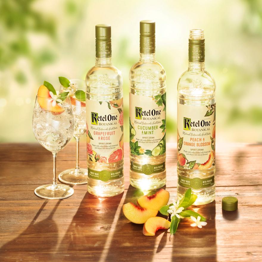 Botanical Spirits image