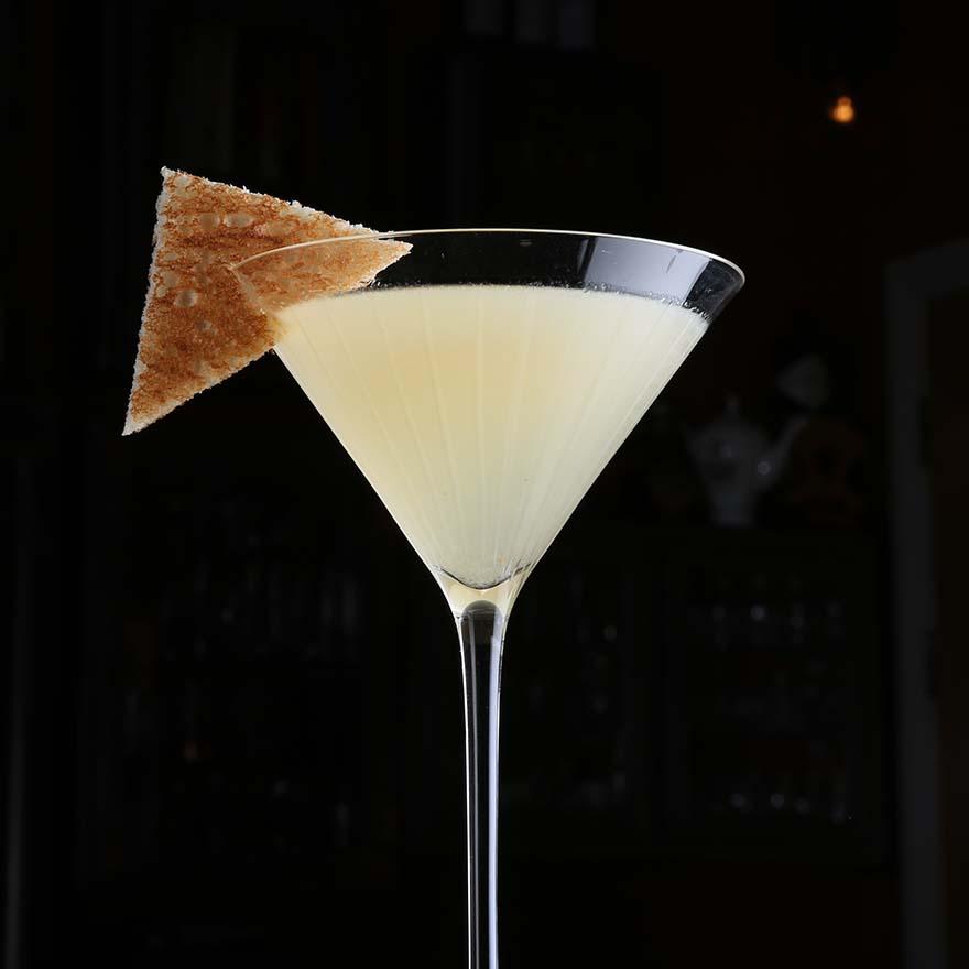 Breakfast Martini - jam, jelly & marmalade cocktails image