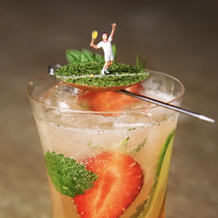 Wimbledon cocktails image