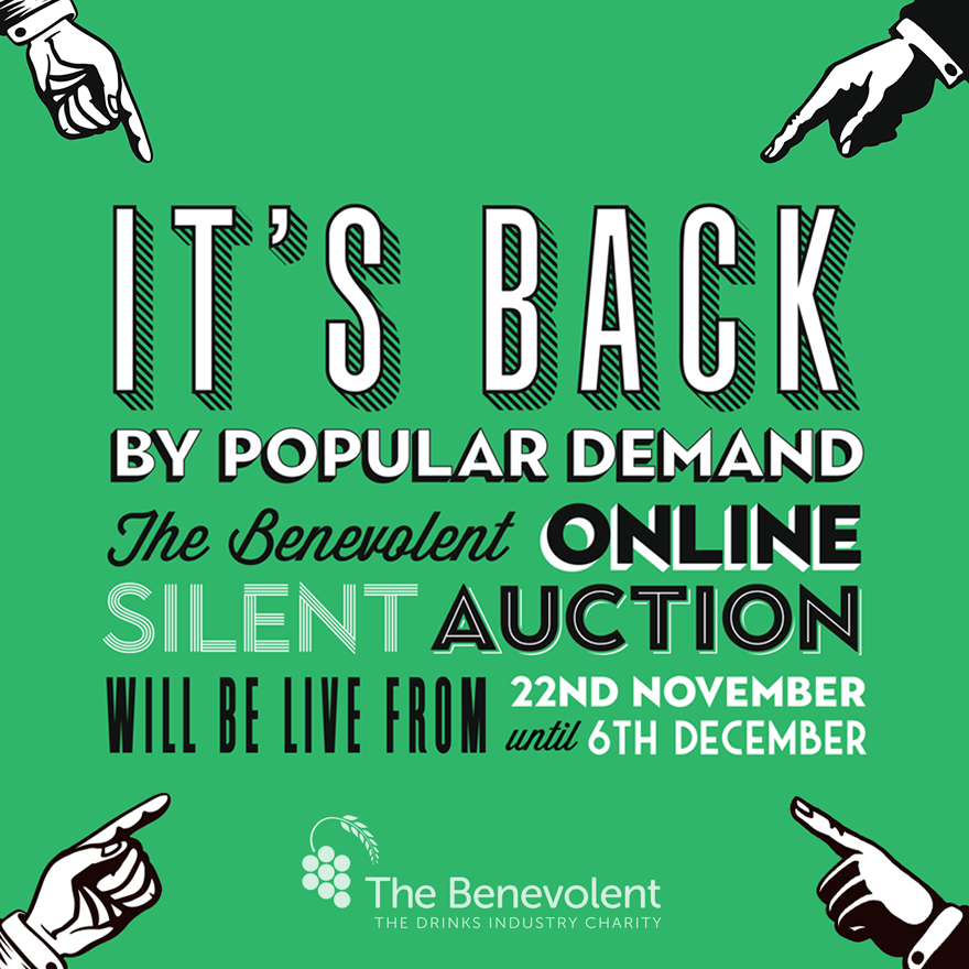 Online Silent Auction by The Benevolent image