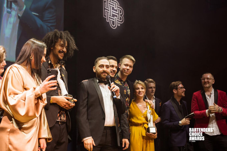 Bartenders' Choice Awards image 2