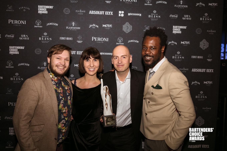 Bartenders' Choice Awards image 3
