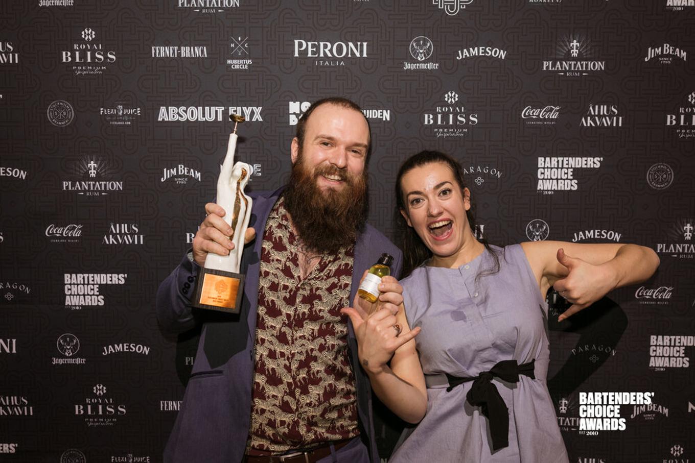 Bartenders' Choice Awards image 5