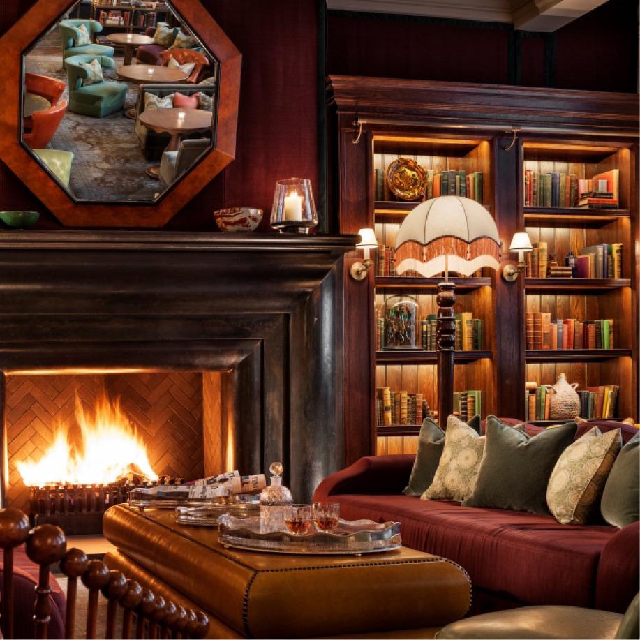Scarfes Bar Rosewood Hotel image