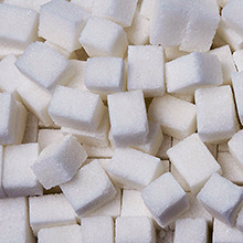 Sugar and sugar syrup image