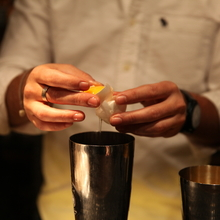 Egg dos and don'ts & using eggs in cocktails image