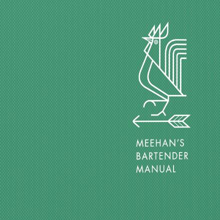 Meehan's Bartender Manual image