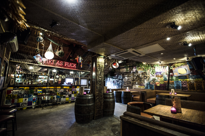 Cane & Grain (Science & Industry, Liar's Lounge) image 3