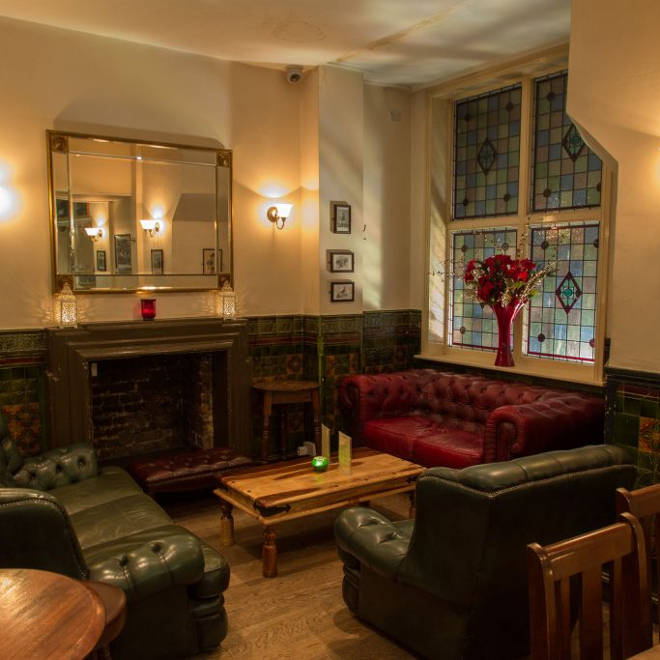 The Warwick Gastro Pub & Dining Room