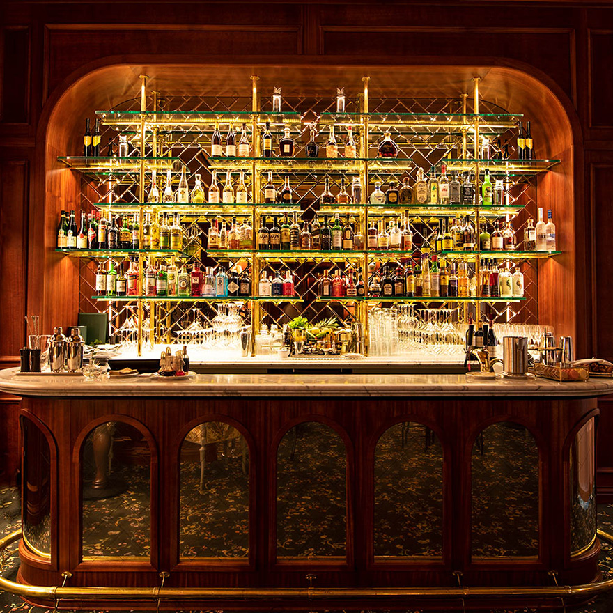 Papillon & Sophie's Bars at Bank Hotel image
