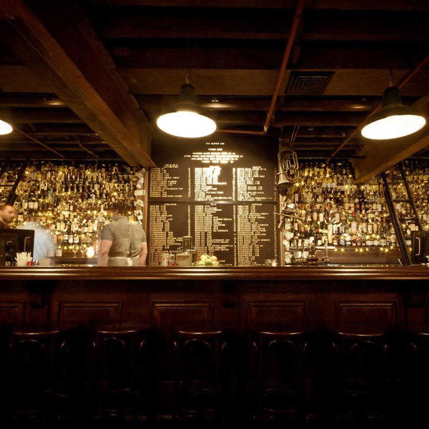 The Baxter Inn image