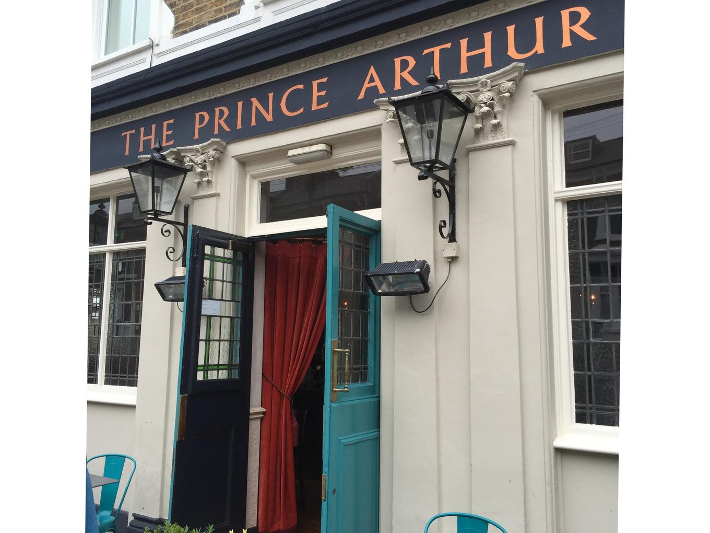 The Prince Arthur image 1