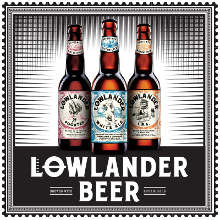 Owned by Lowlander Beer Co