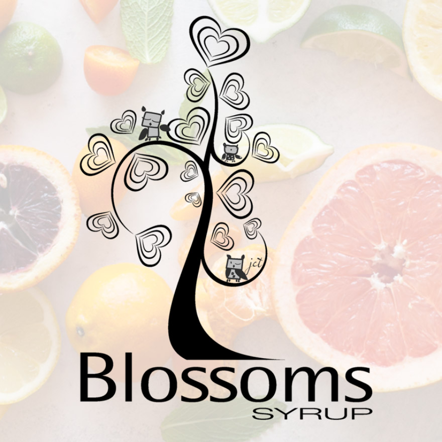 Story of Blossoms Syrup