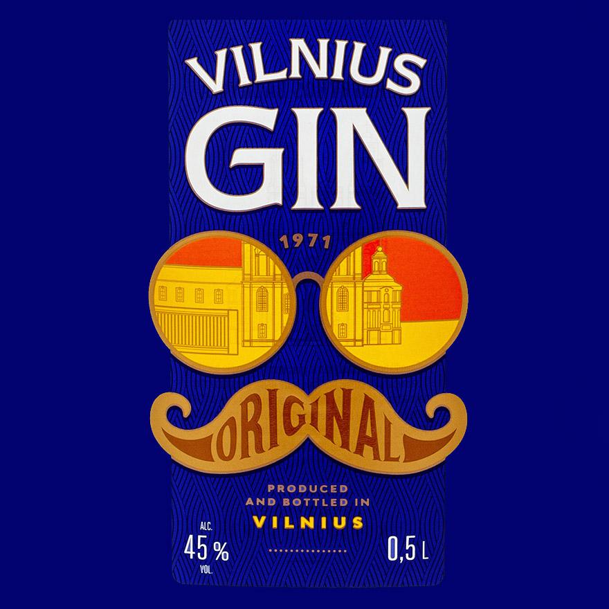 Vilnius Gin image