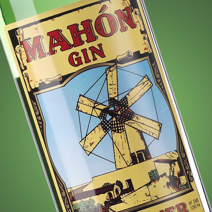 Gin de Mahón image