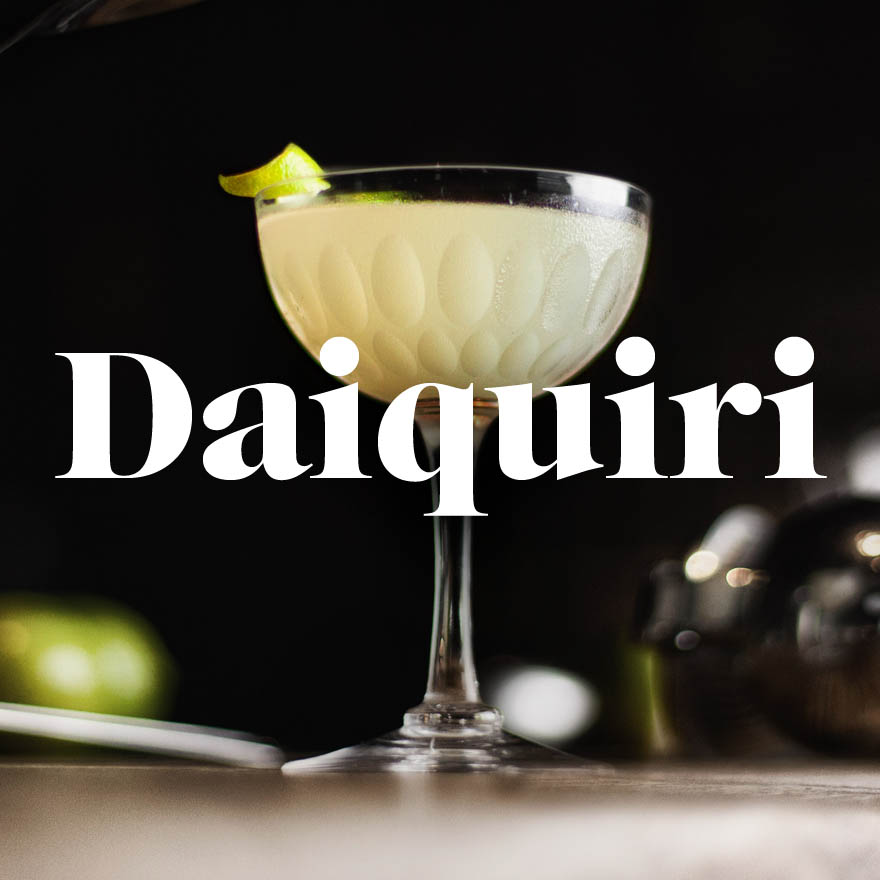 Daiquiri cocktail image
