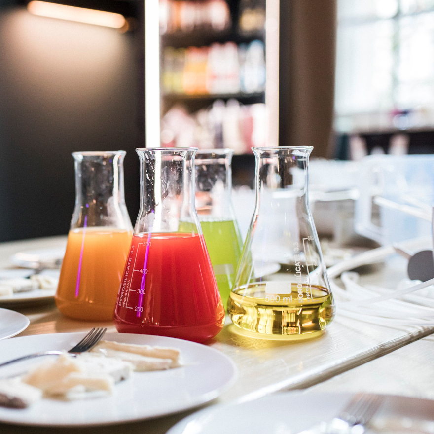 Make your own vinegar with Sven Goller image