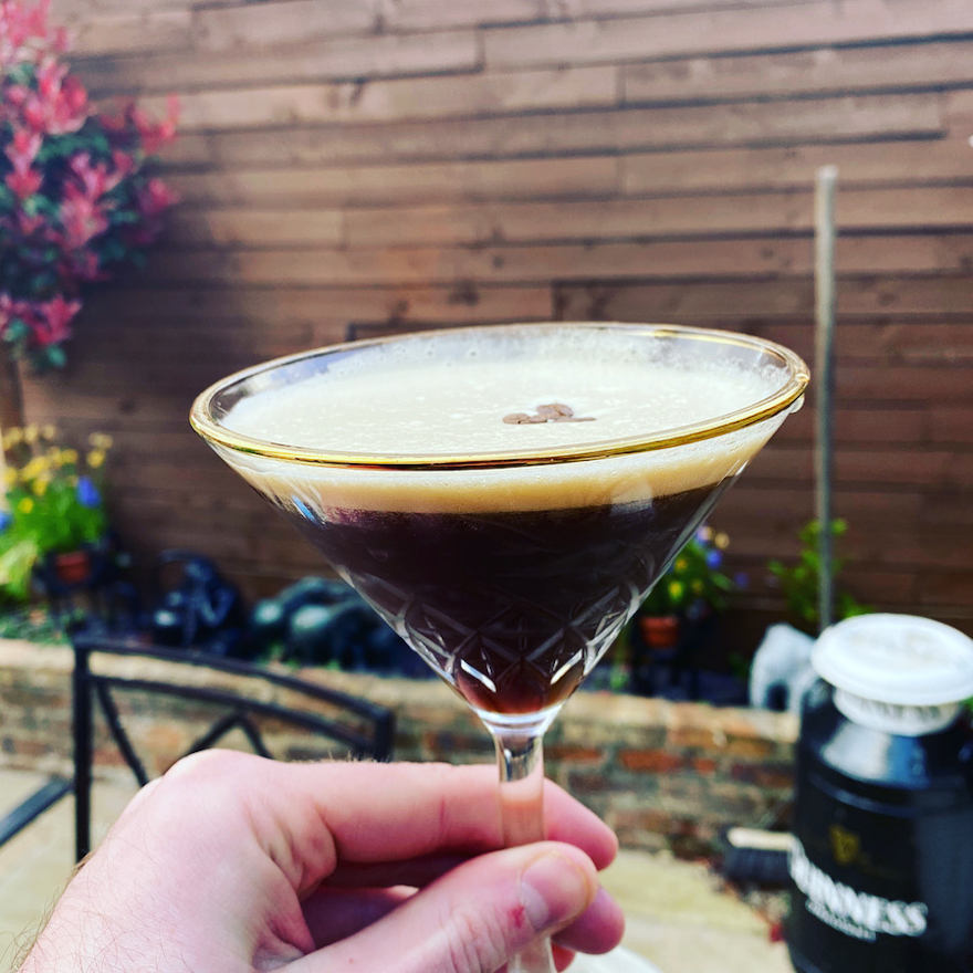 The cocktail for the lovers and haters of coffee image