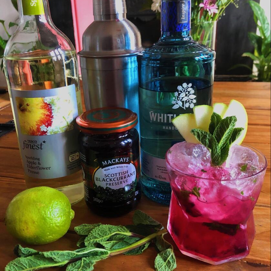 Cupboard Cocktails image