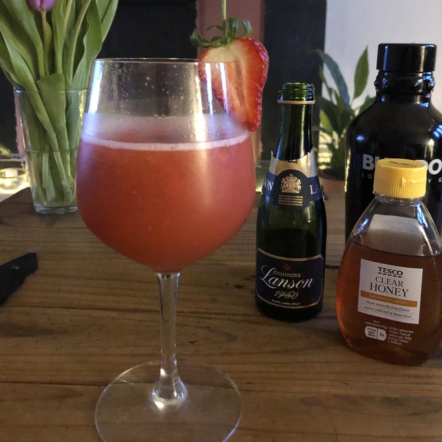 Sorbet cocktails image