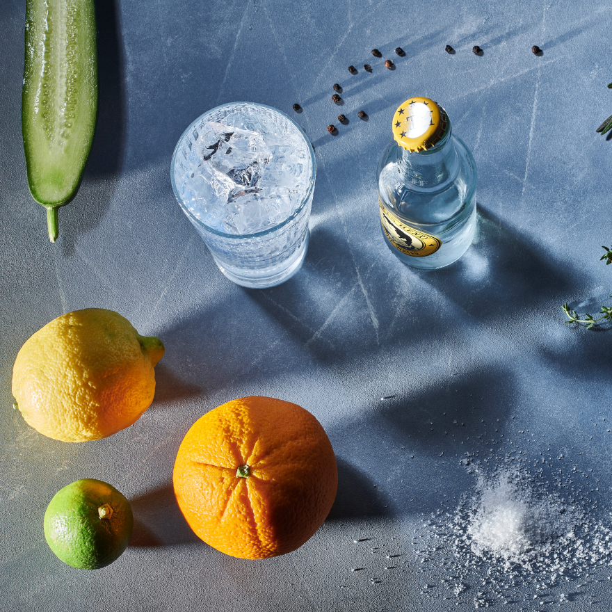 Garnishing your Gin & Tonic image