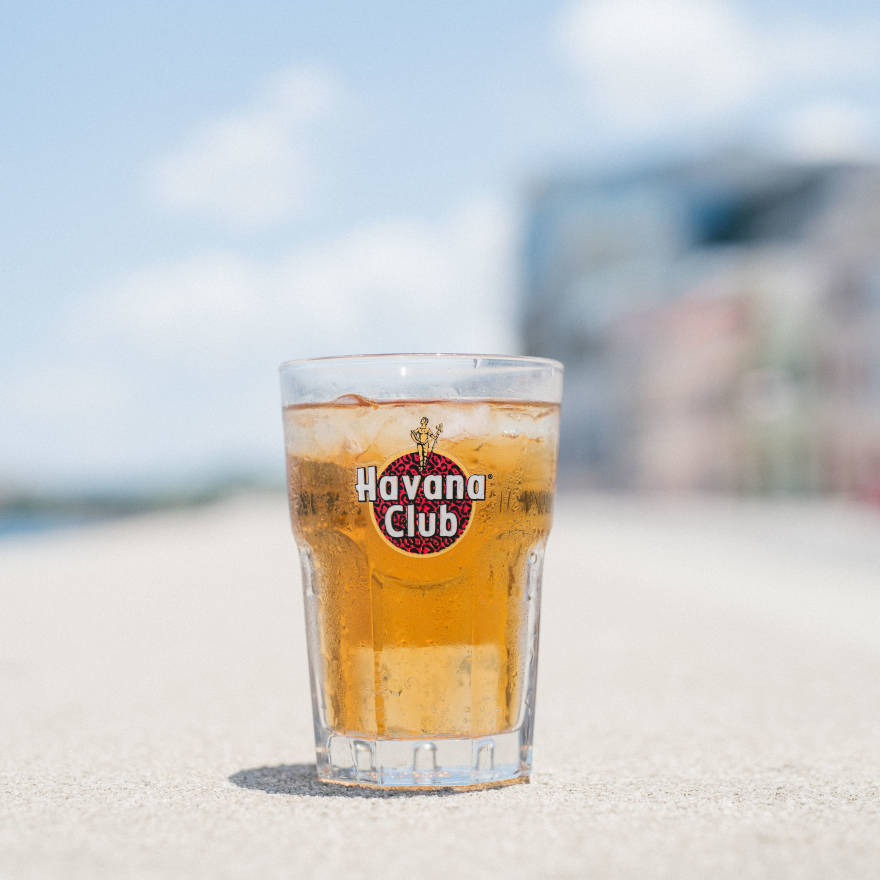 HAVANA CLUB Cuban Ginger image