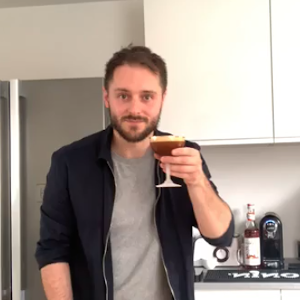 Coffee cocktails with Dan Fellows image