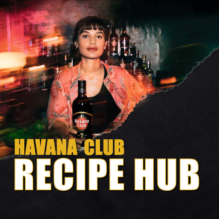 Havana Club Recipe Hub image