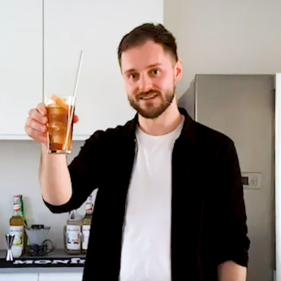 Coffee-inspired highballs with Dan Fellows image