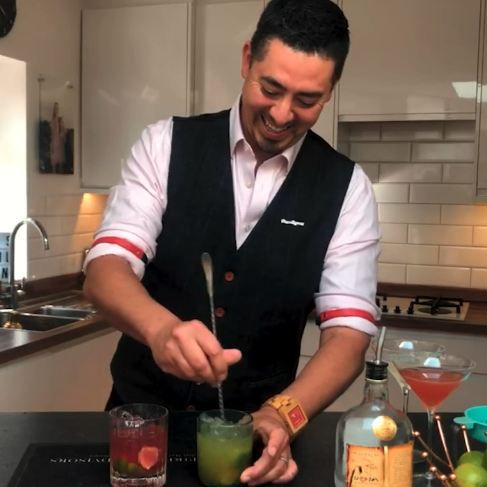 Essentials for a cocktail formula with Kenji Jesse image