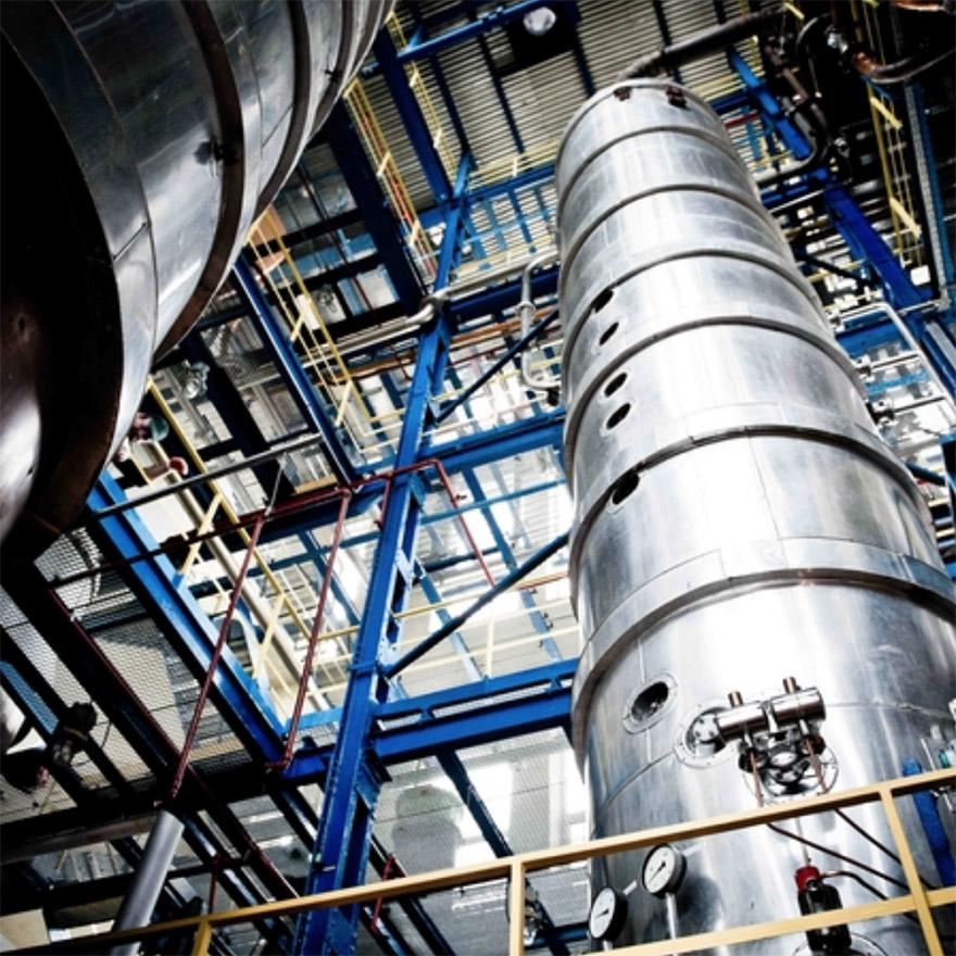 Vodka production: Rectification image