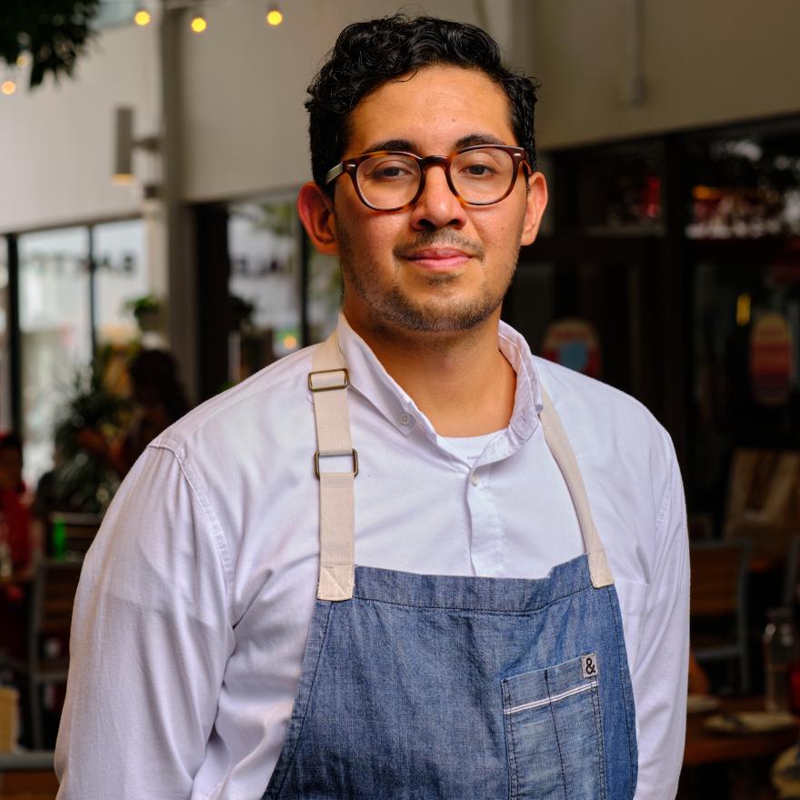 Jorge Hernandez, Michael's Genuine image