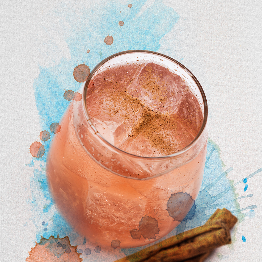 Fire & Ice Cocktail image
