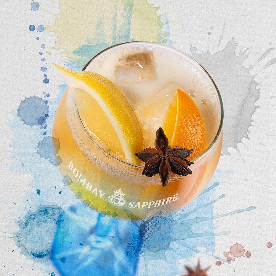 Bombay's Gin & IT Fizz image