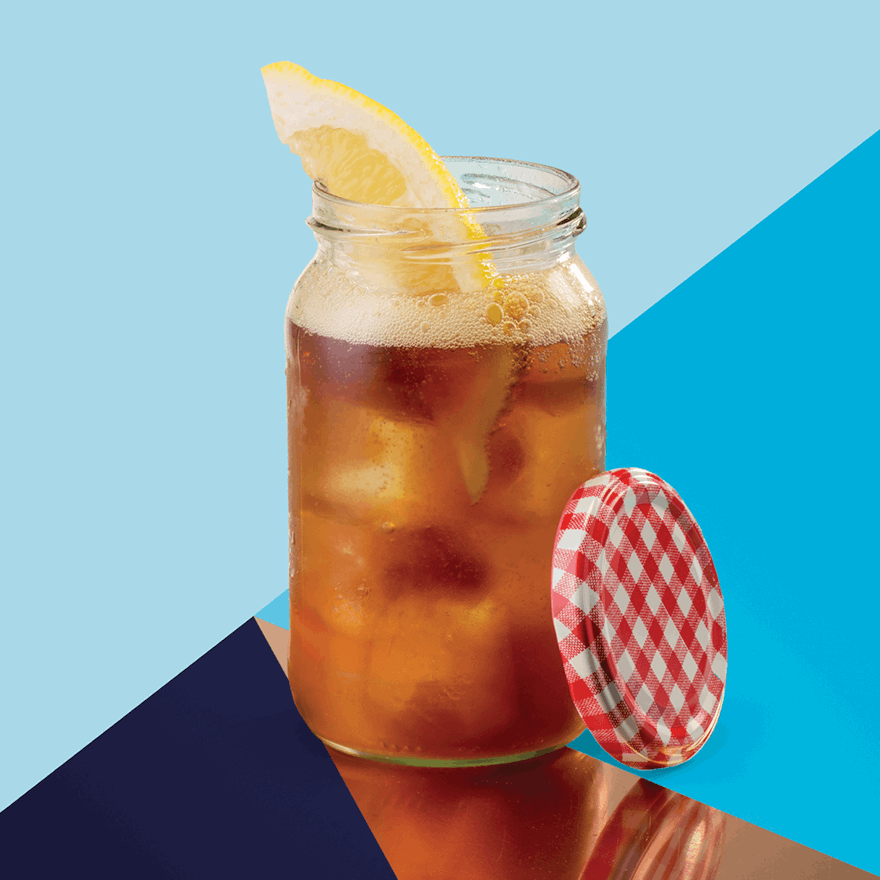 Longparish Iced Tea image