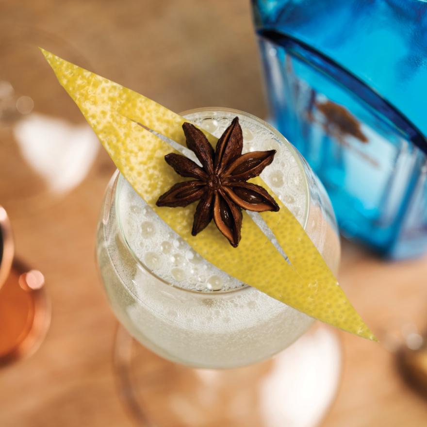Festive 75 Cocktail image