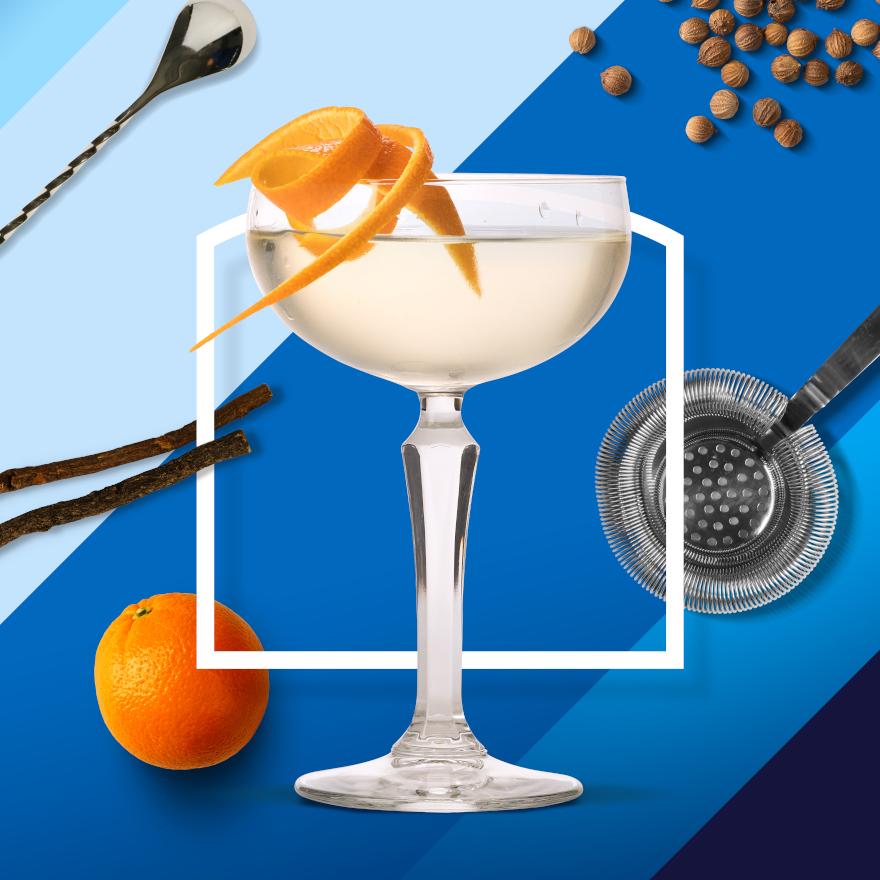 Bombay's Star Martini image