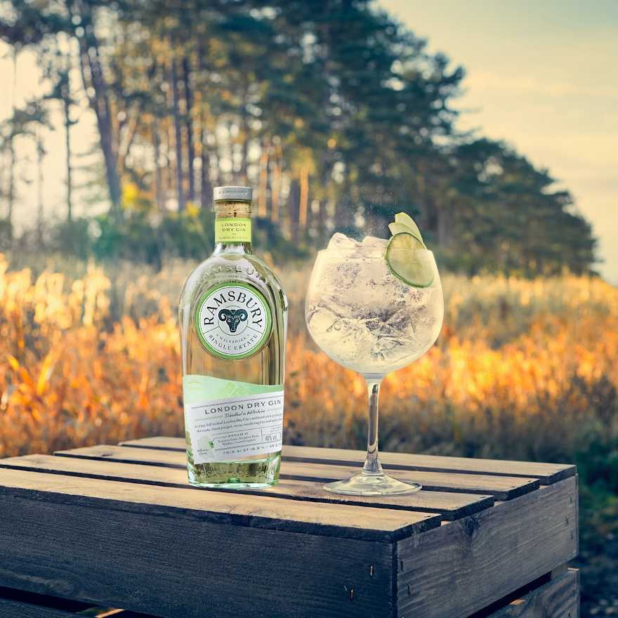 Ramsbury's Gin & Tonic image