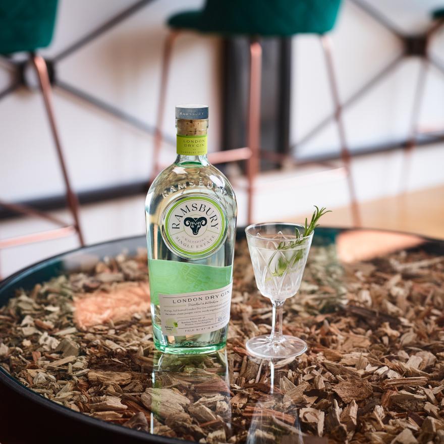 Ramsbury's Gin Martini image