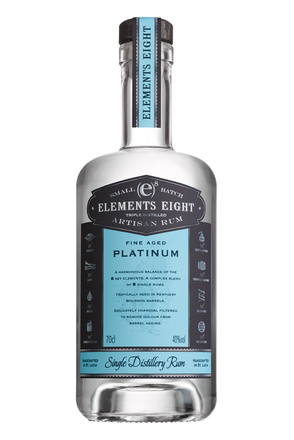 Elements Eight Platinum Rum