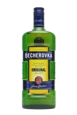 Becherovka Original Liqueur image
