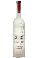 (Belvedere) Red Special Edition Bottle