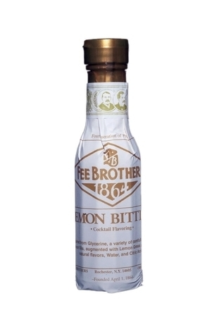 Fee Brothers Lemon Bitters image