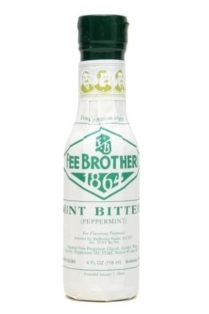 Fee Brothers Mint Bitters image